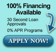 100% Financing Available!